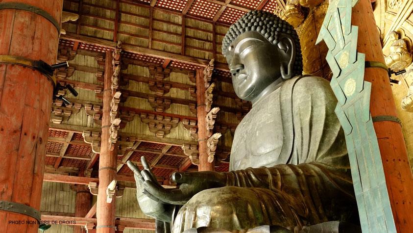 Daibutsu-Den, Tôdai-Ji, Japon, photo non libre de droits