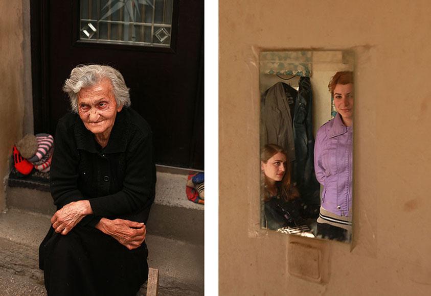 Бабушка и Отражение