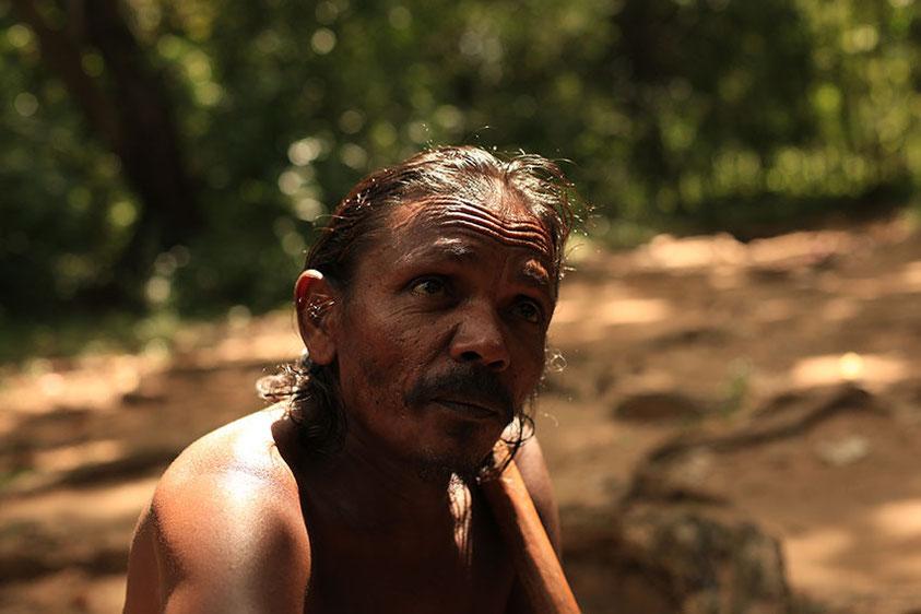 Представитель племени ведду