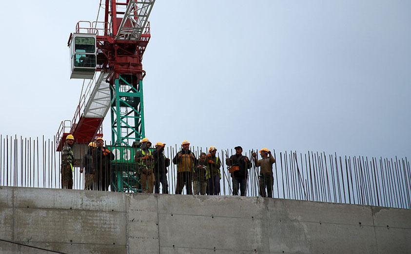 Тбилиси строится