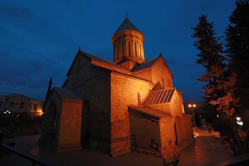 Храм в Тбилиси