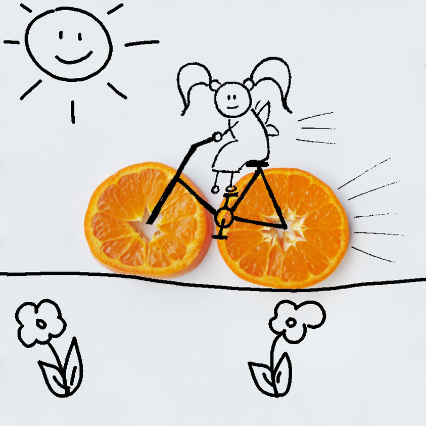 Beatrice Winkel - Trixilie's fruit cycling