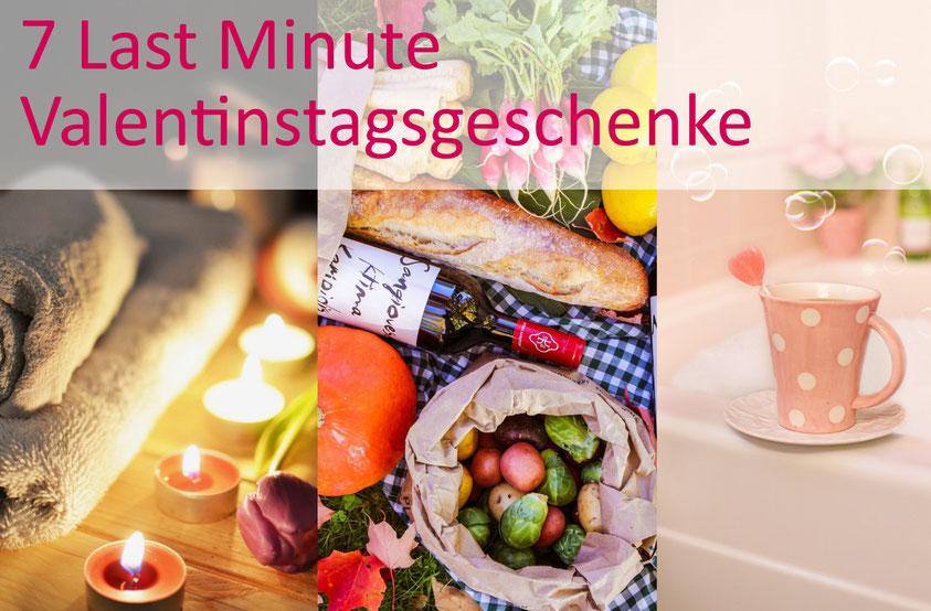 Beatrice Winkel - sieben Last Minute Valentinstagsgeschenke