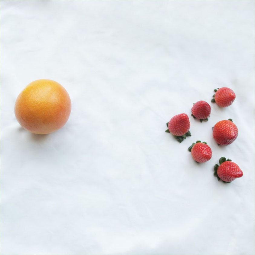 Beatrice Winkel - Trixilie und Obst-Bowling