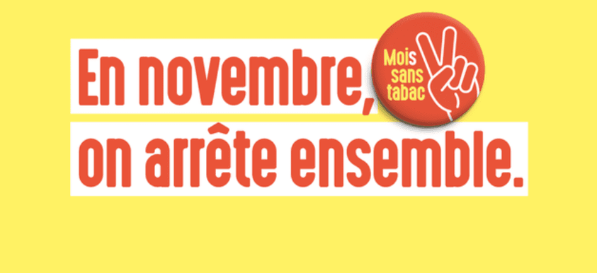 Julie Toneatto sophrologue intervient avec le Groupement Collaboratif de Sophrologues Hauts de France au CHU de Lille avec les tabacologues du CHU dans le cadre de novembre mois sans tabac.