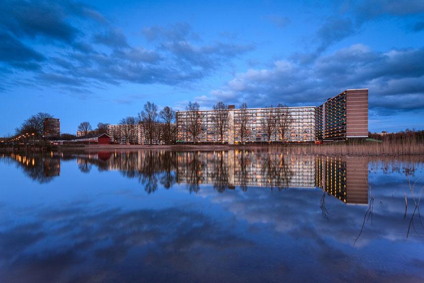 Blauwe uur Arnhem, Immerloo