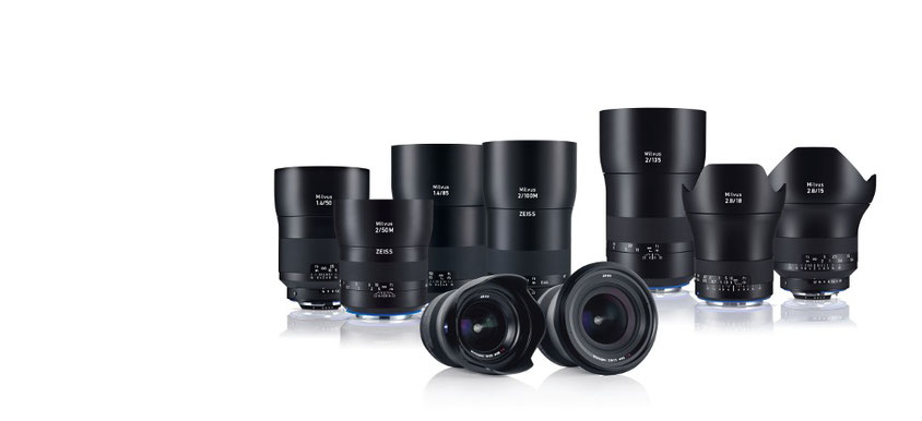 Puhlmann Cine - The ZEISS Milvus lenses