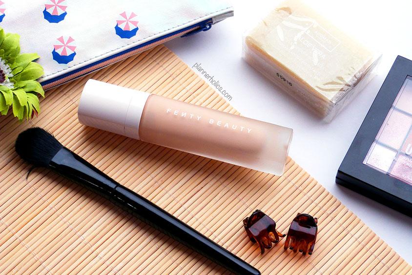 fenty beauty liquid foundation make up