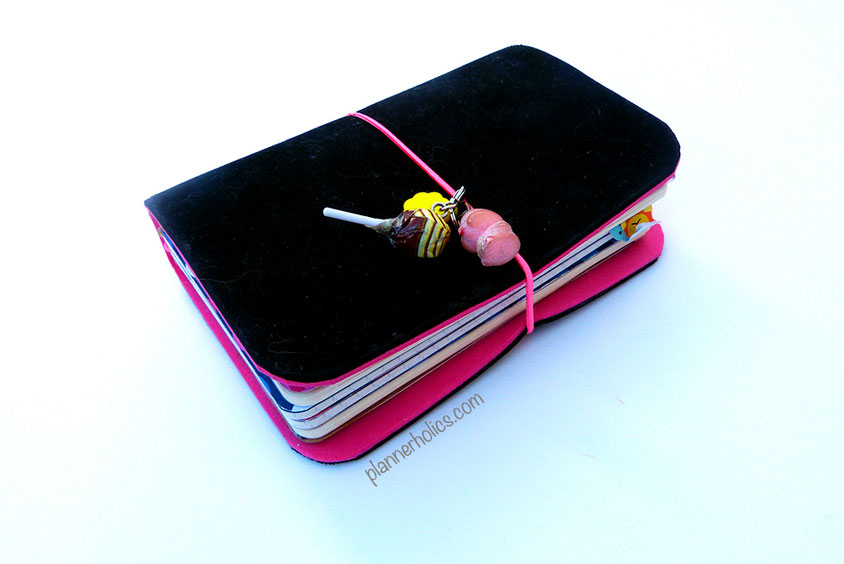 DIY traveler´s notebook