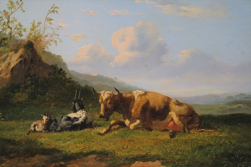 te_koop_aangeboden_een_vee_schilderij_van_de_nederlandse_kunstschilder_johannes_hubertus_leonardus_de_haas_1832-1908