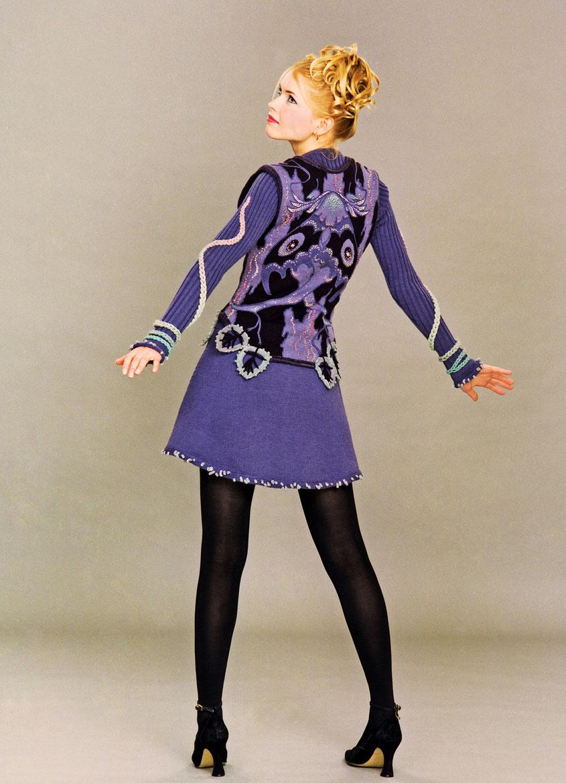 "Alexander Seraphim's knitwear, ""Mimicry #17"", 1998"