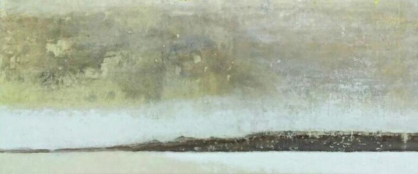 """""""Temporal"""" - Acrílico sobre lienzo - 75W x 46H x 2cm"""