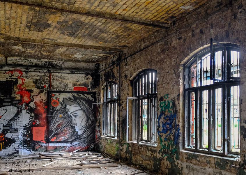 Kunst und Vandalismus