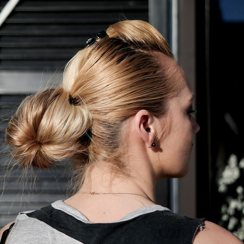 Dutts for Dummies | Warum ich zu blöd bin, einen hübschen Dutt zu formen | hot-port.de | 30+ Lifestyle Blog