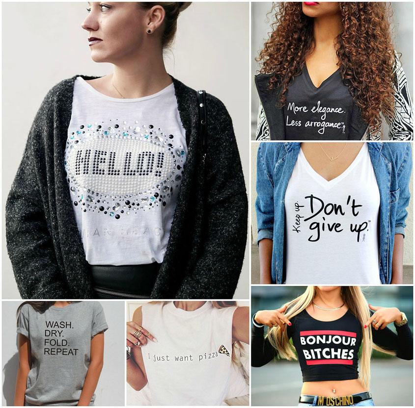 Lifestyle Trend Motto Shirt | Kein Trübsal blasen! Jetzt kann gute Laune einfach mit Motto Shirts zum Ausdruck gebracht werden | hot-port.de | Lifestyle & Fashion Blog
