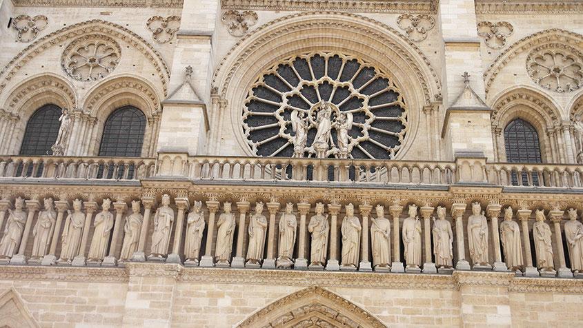 Notre Dame | Berühmte Kathedrale mitten in Paris & Weltkulturerbe der Unesco