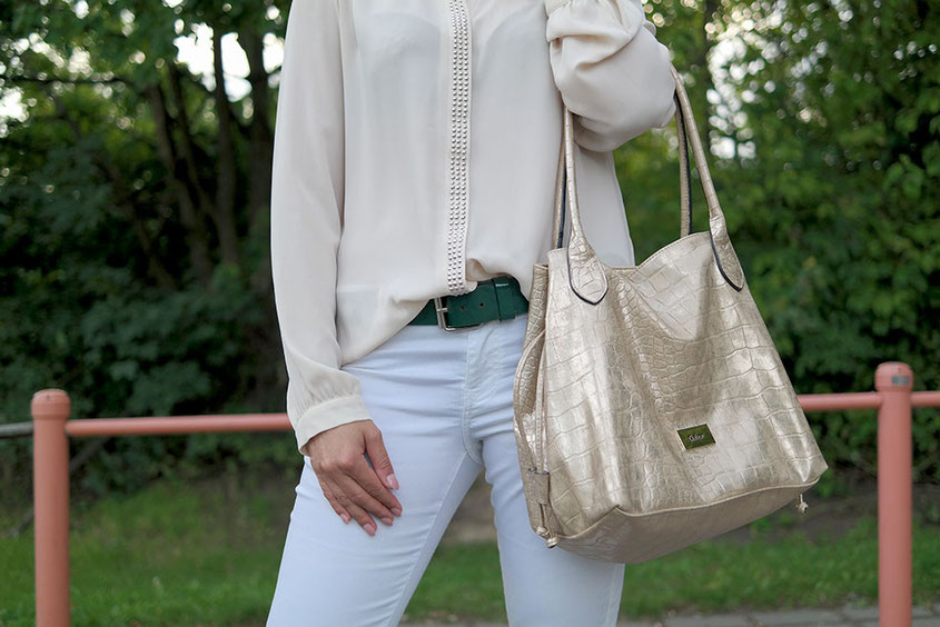 Finest Fashion Style Outfit Creme De La Creme Von Franny Fine Helle Farben  With Sthle Cremefarben