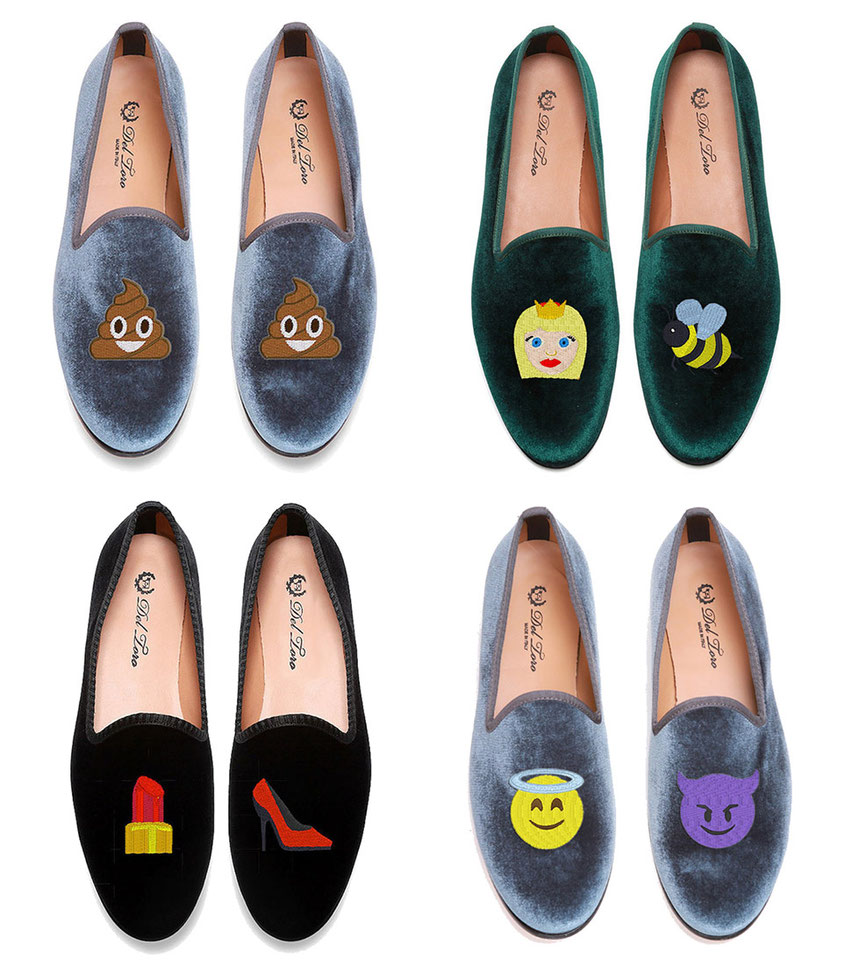 Del Toro Emoji Loafer Fashion Must Have | Freaky Shoe Show | hot-port.de | Fashion & Style Blog