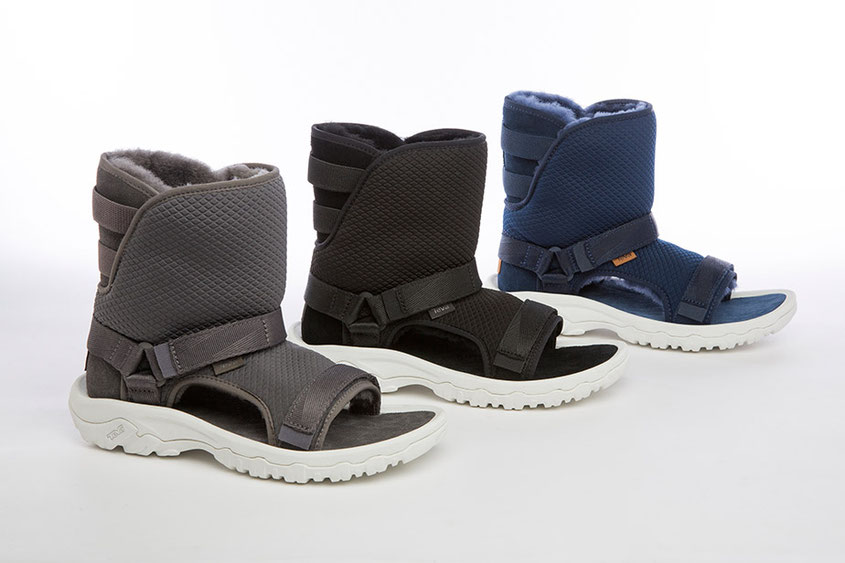 Ugg X Teva | Freaky Trecking Boots | Schreckliche Trecking Schuhe | hot-port.de | Lifestyle & Fashion Blog