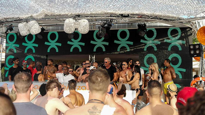 The Place To Be   Der Ocean Beach Club in San Antonio ist der coolste HotSpot unter der Sonne Ibizas