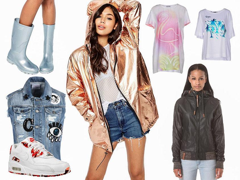 Festival Essentials 2016 | Die Festival Saison steht vor der Tür & Ihr habt nichts zum Anziehen? | hot-port.de | 30+ Fashion & Lifestyle Blog