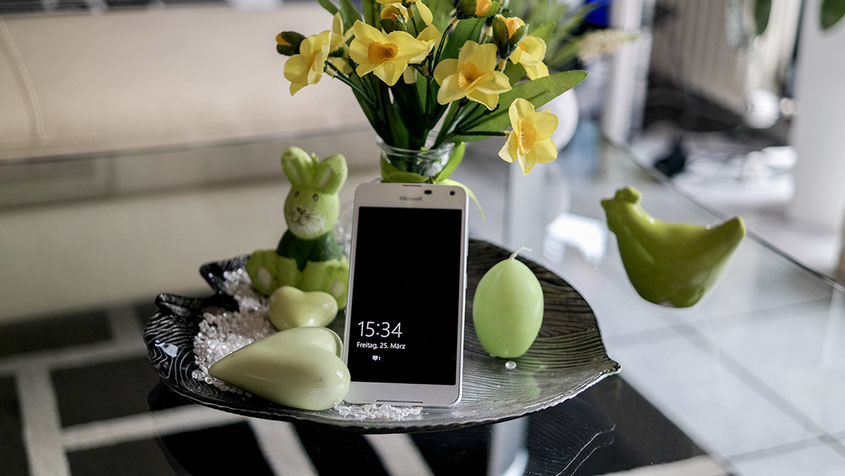 Frohe Ostern mit dem Microsoft Lumia 650 | hot-port.de | lifestyle blog