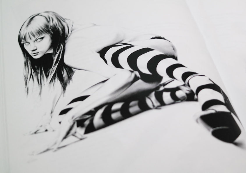 Style Trend Pin-Up Malerei | Kunst & Ästhetik wunderbar vereint