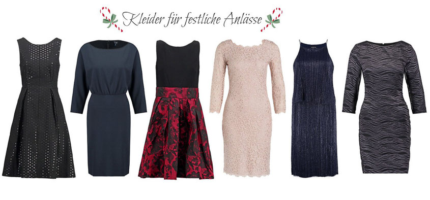 Fashion Trends | Kleider für Weihnachten & Silvester | hot-port.de | 30+ Blog