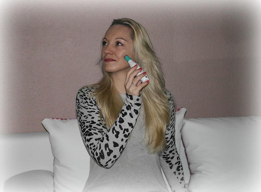 Beauty to Go | Silk´n ReVit Mikrodermabrasion für zu Hause | Ein Beauty & Lifestyle Trend, der immer mehr Anklang findet :-)
