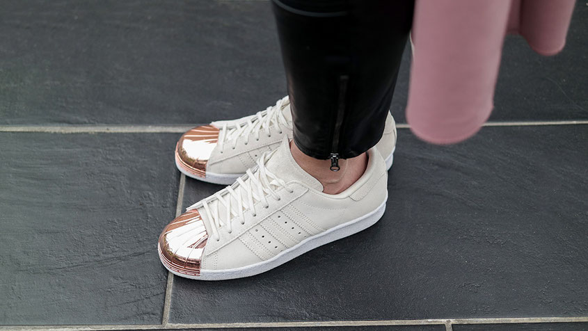 Outfit | Cream & Gold | Adidas Superstar Metal Toe | hot-port.de | 30+ Fashion & Lifestyle Blog
