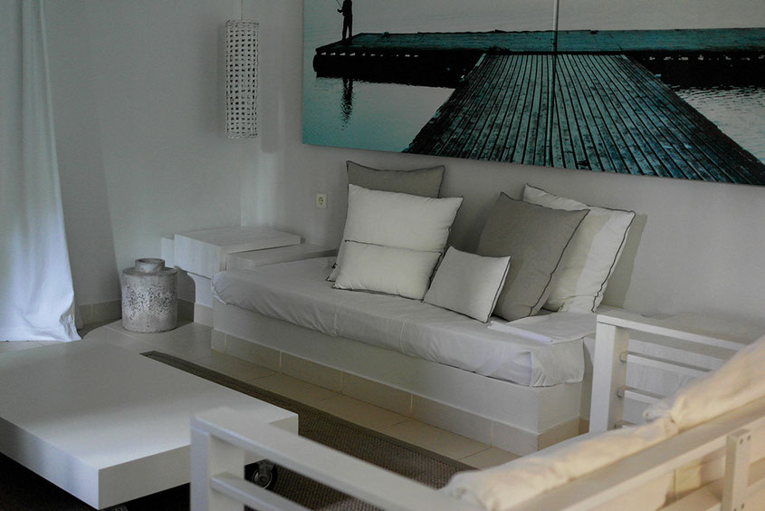 HotSpot Zakynthos - Residenz The Bay Suites & Spa in Vasilikos verspricht mit viel Charme und Style Ambiente Ruhe & Entspannung | hot-port.de | 30+ Style Blog