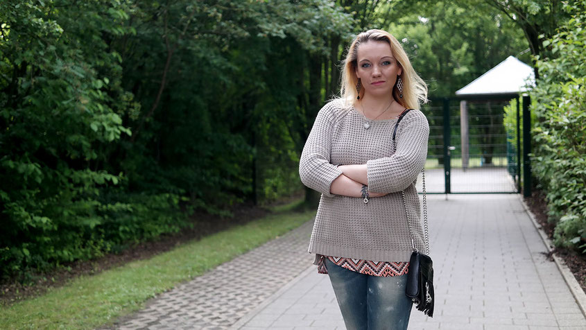 Outfit | Diesel Destroyed Jeggings X Aztec Shirt | hot-port.de | 30+ Fashion Blog from Germany