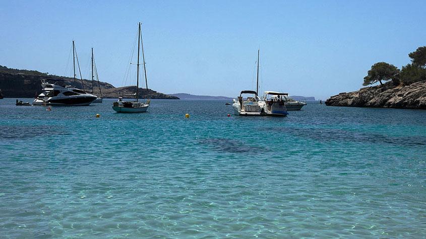 Ibiza Insider Tipps | Cala Salada Bucht 2