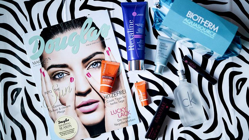Douglas Card Shopping Ausbeute | Beauty Trends für kleines Geld | hot-port.de | 30+ Lifestyle Blog