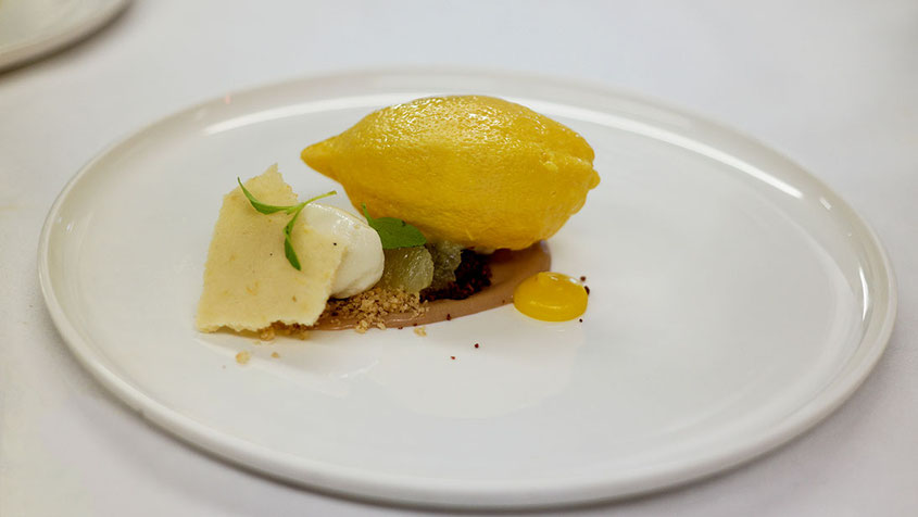 Gourmet Dessert im Szene Lokal Victorian Düsseldorf   Trendmeister 2016 - The Taste of Food Event   hot-port.de   Lifestyle Blog
