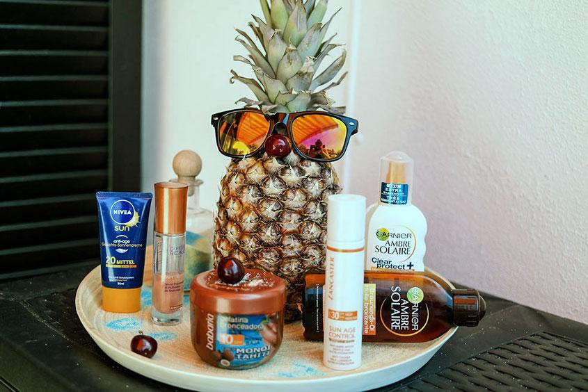 Senor Tutt Frutti und seine kleinen Freunde | Tipps für eine delikate Sonnenbräune