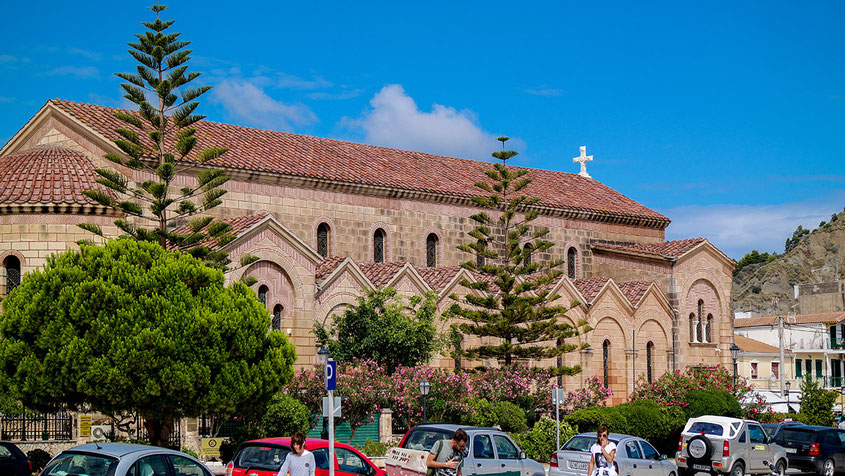 Zakynthos Church in Zante Town | Beautiful Greece | hot-port.de | Lifestyle Blog