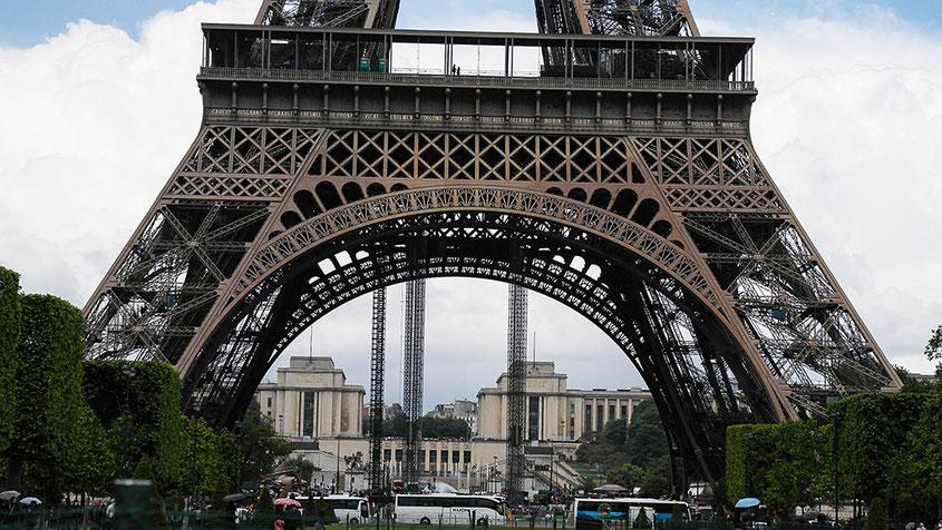 Hot Spot Paris | Impressionen und Sehenswürdigkeiten | Der Eiffelturm