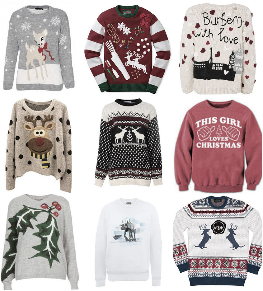 Christmas Sweater | Weihnachtspullover - der Horror an Weihnachten oder das Must Have schlechthin?