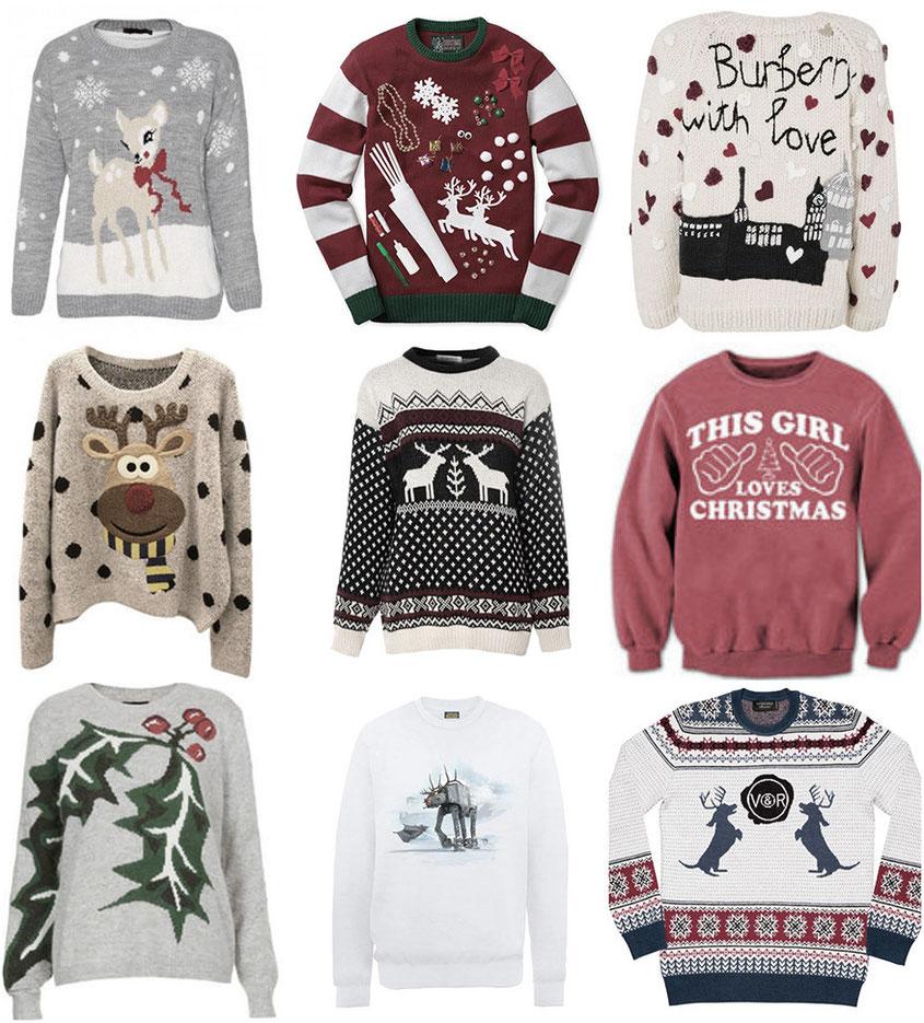 Christmas Sweater | Weihnachtspullover - der Horror an Weihnachten oder das Must Have schlechthin? | hot-port.de | 30+ Blog