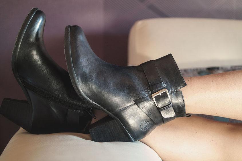 Style Attack | Bugatti Aurora Boots - perfekt für kalte Tage & hippe Blogger Outfits | hot-port.de | 30+ Style Blog