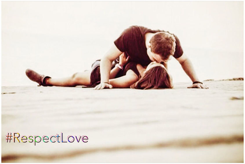 Respect the Love | Respektiert die Liebe | hot-port.de | 30+ Lifestyle Blog