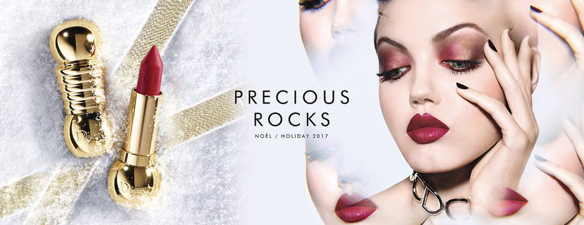 Dior Holiday Precious Rocks Make-Up Collection | hot-port.de | 30+ Style Blog