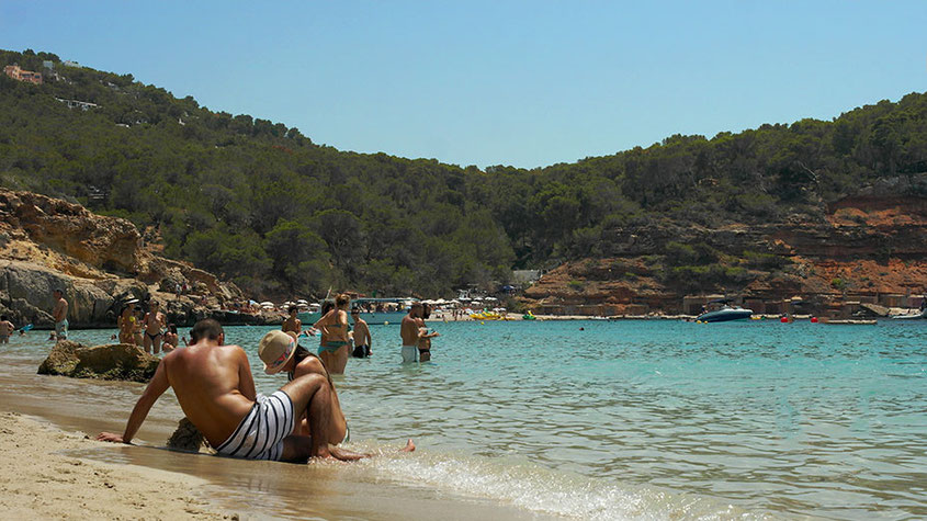 Ibiza Insider Tipps | Cala Salada 1 - einheimisches Flair & Lifestyle | hot-port.de | 30+ Blog