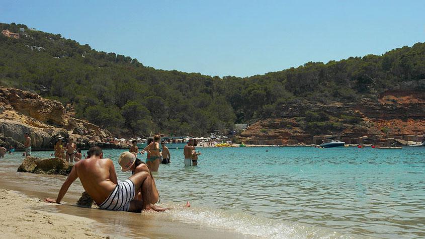 Ibiza Insider Tipps | Cala Salada 1 - einheimisches Flair & Lifestyle