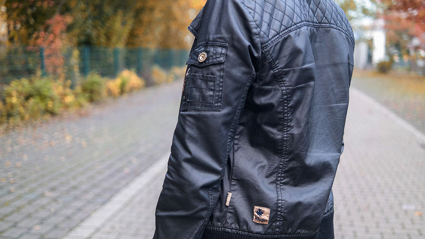 Khujo Fashion Wear: Hate it or love it | Mit Bikerjacken von Khujo stylish in den Herbst starten | hot-port.de | Deutscher Mode & Lifestyle Blog