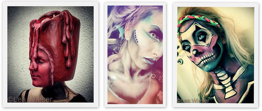 Verrückte & atemberaubende Halloween Make-Up Styles by Lea Wieser   Freaky Friday   hot-port.de   Lifestyle Blog