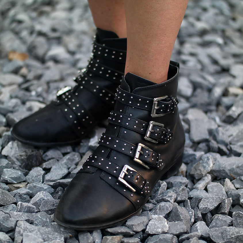 Summer Rock Chick | Rebecca Minkoff Maddox Boots Booties | hot-port.de | 30+ Style Blog