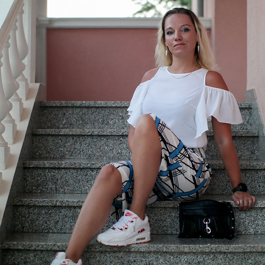 Franny on Tour | Reise & Urlaubsoutfits Kroatien | hot-port.de | 30+ Style