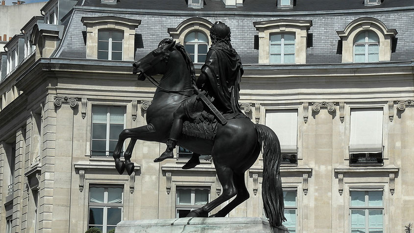 Hot Spot Paris | Impressionen und Sehenswürdigkeiten | Place des Victoires